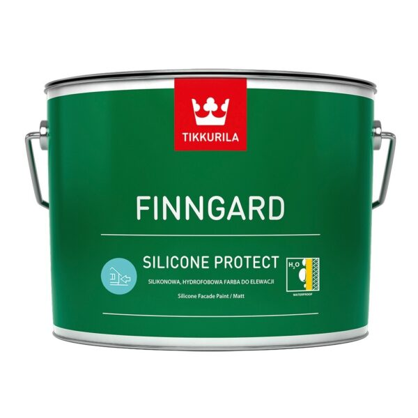 Tikkurila Finngard Silicone Protect Dark Dark Colours