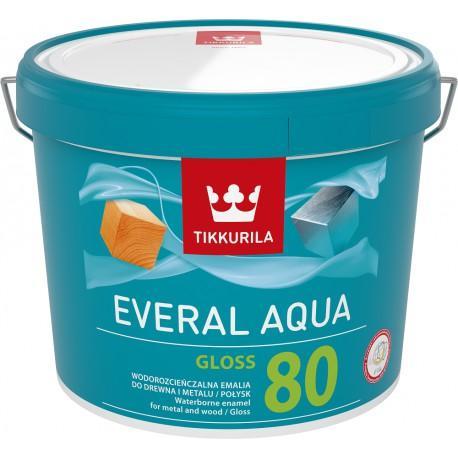 Tikkurila Everal Aqua 80