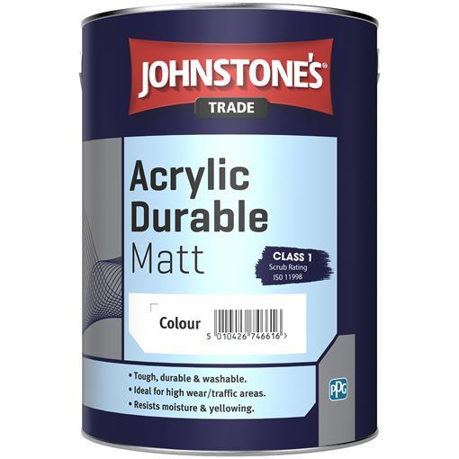 Durable Matt Dark Colours